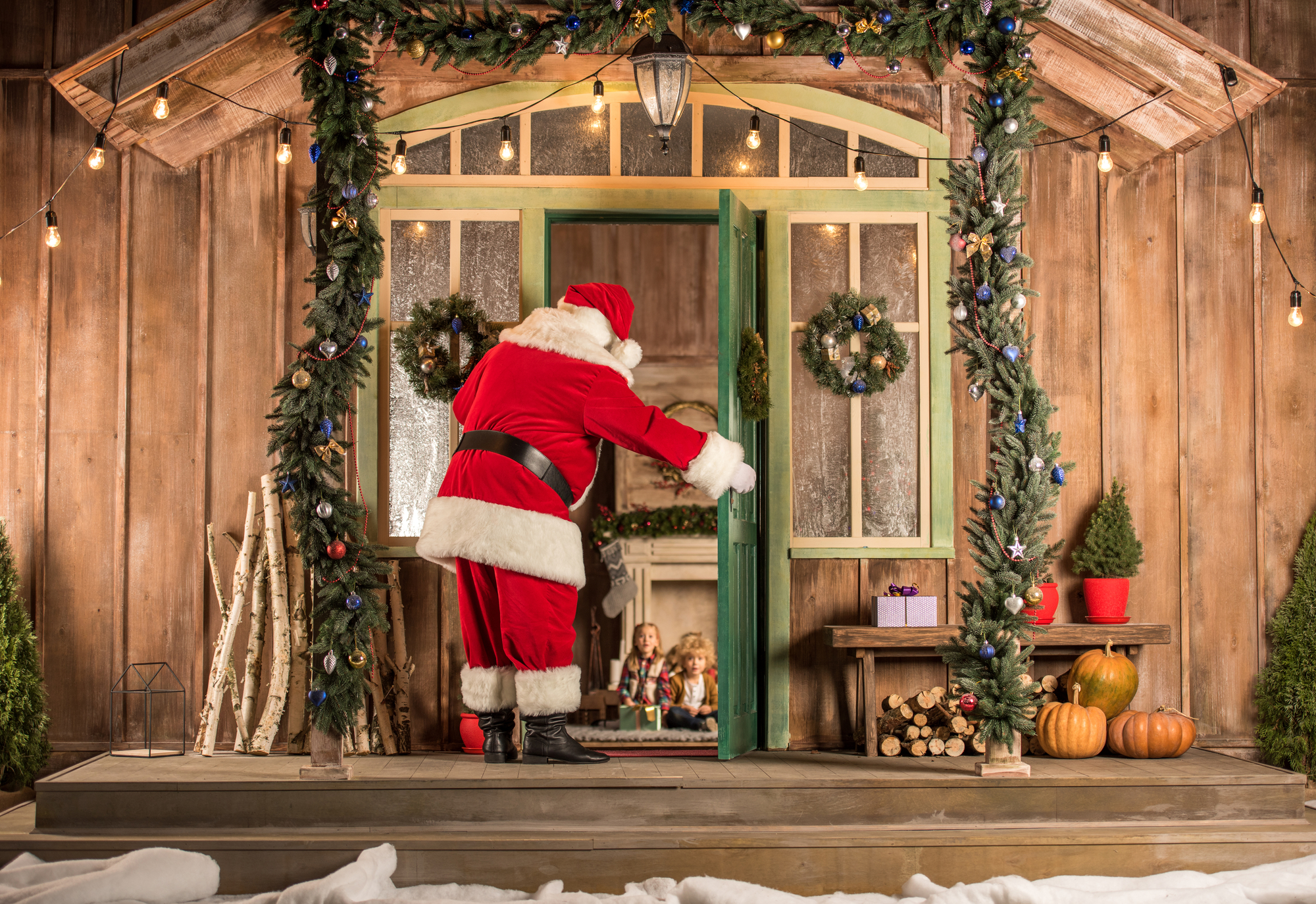 Help Repair The Santa House