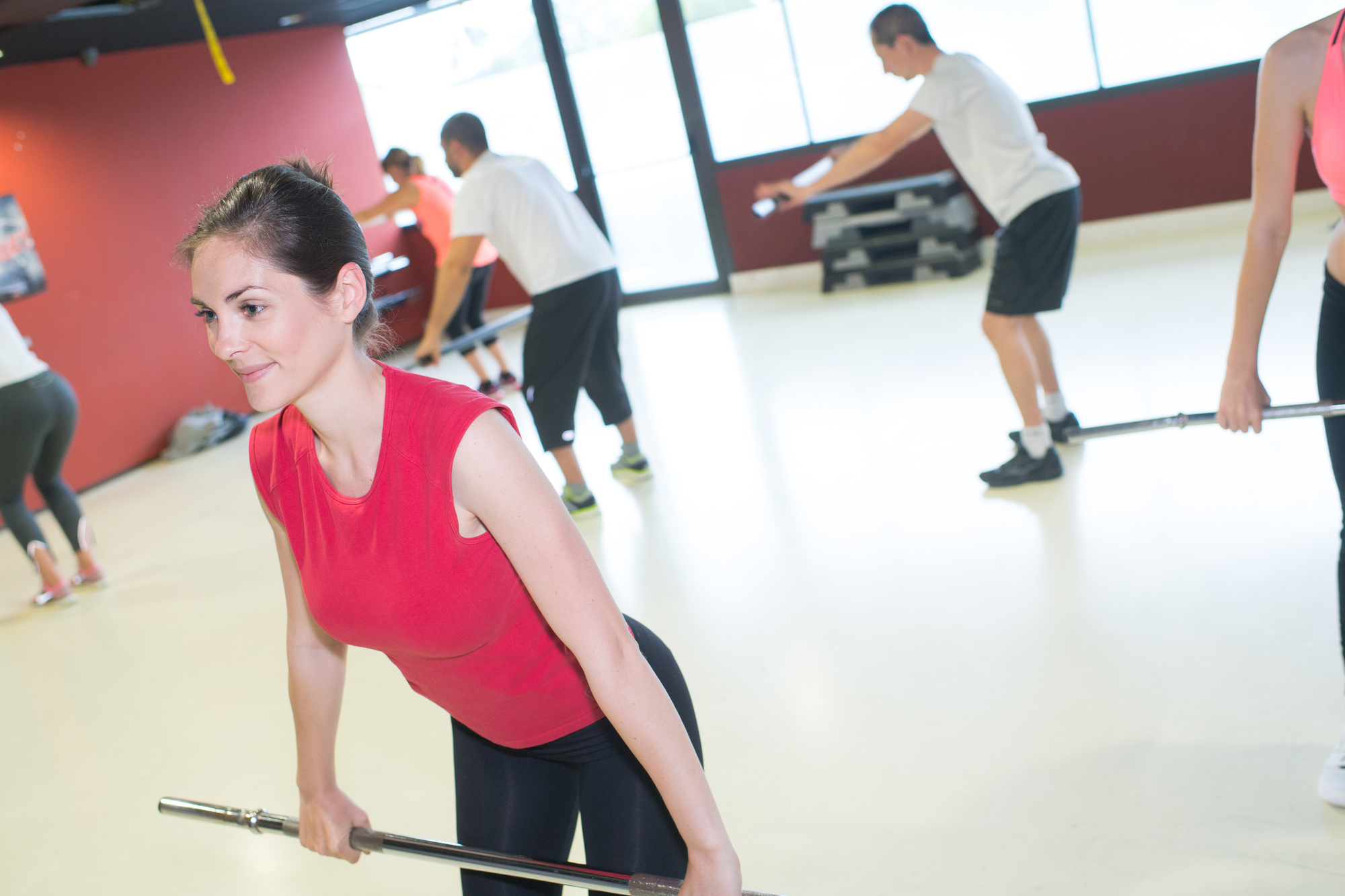 Revolve Fitness Gives Fitness Variety to Catonsville