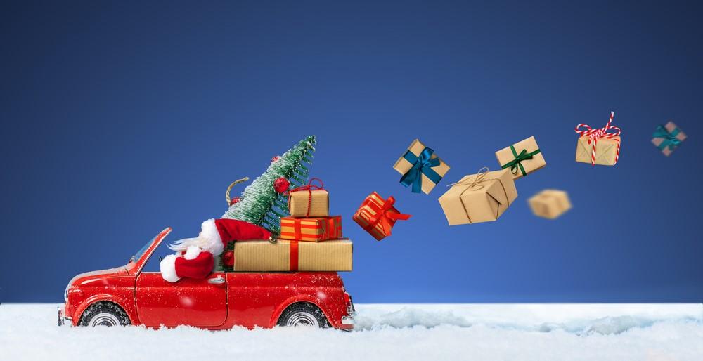 Christmas Caravan Spreads Cheer